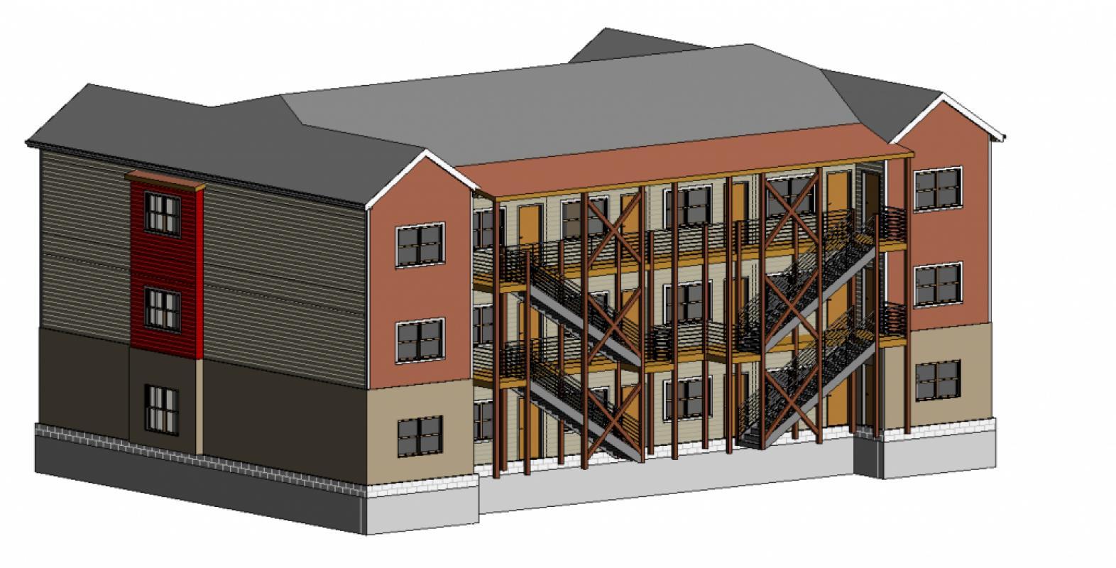 Idaho Springs Multifamily Axon